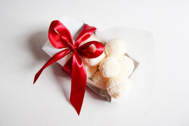 Рафаэлло с миндальными орехами