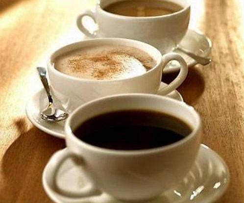 Магический кофе с какао и миндалем