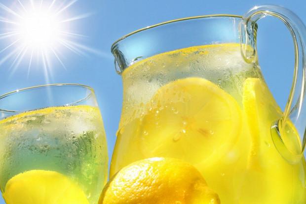 Летний лимонад