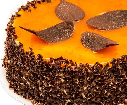 Облепиховый торт