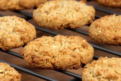 Овсяное печенье (Oatmeal Cookies)