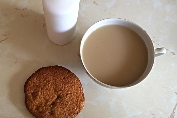 Кукисы с кусочками шоколада и М&М's