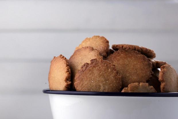 Новогоднее имбирное печенье со специями