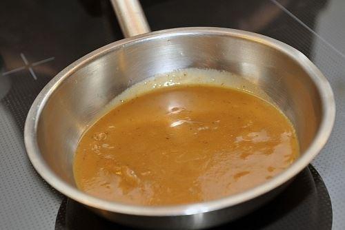 Бальзамический соус на основе беарнéза