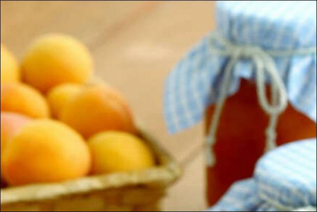 Мятно-абрикосовое варенье