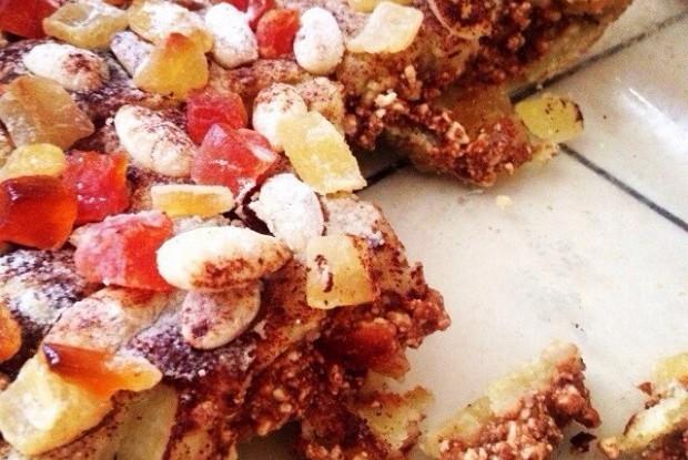 Сицилийский пасхальный пирог