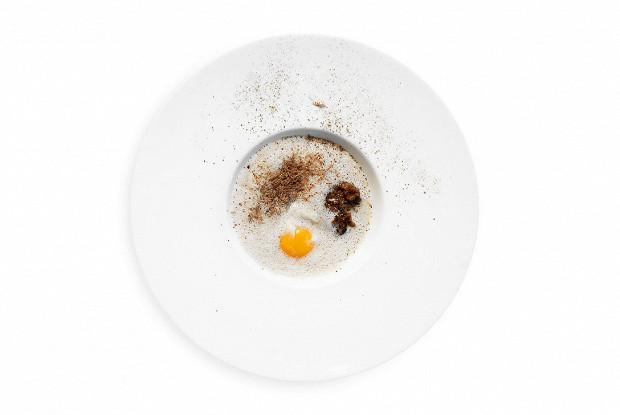 Пикантный грибной суп