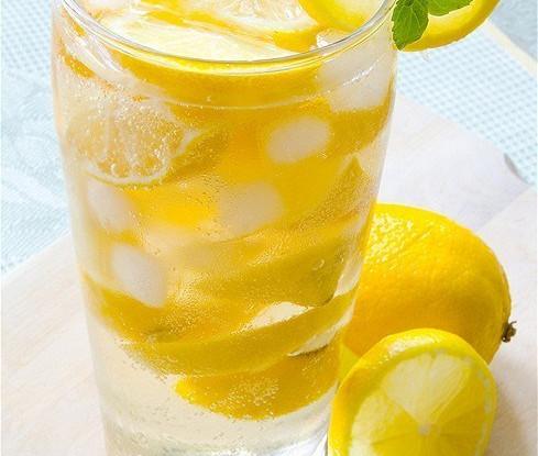 Домашний лимонад из лимона