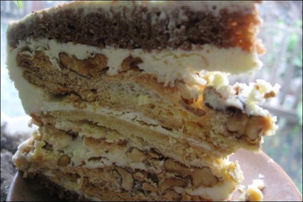 Торт «Крещатый яр»
