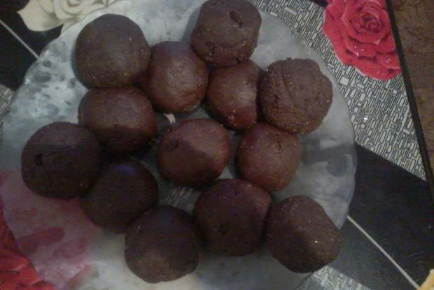 Пирожное «картошка» с изюмом