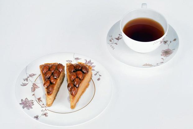 Карамельный чизкейк