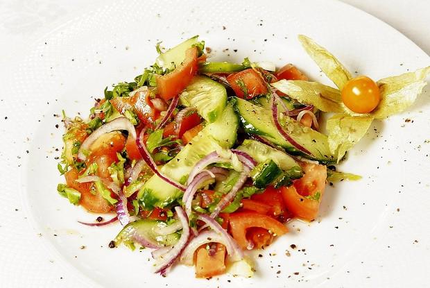Овощной салат «Армения»
