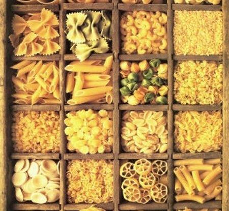 Классическая домашняя паста (pasta classica)