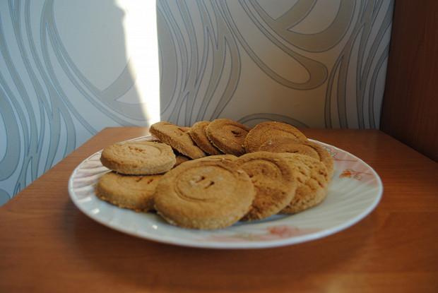 Овсяное печенье «Пуговки»