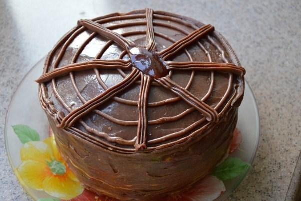 Торт «Карамельный»