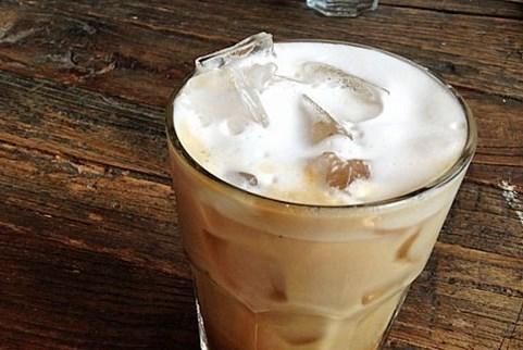 Ice Coffee с растворимым кофе