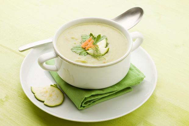Крем-суп овощной в мультиварке