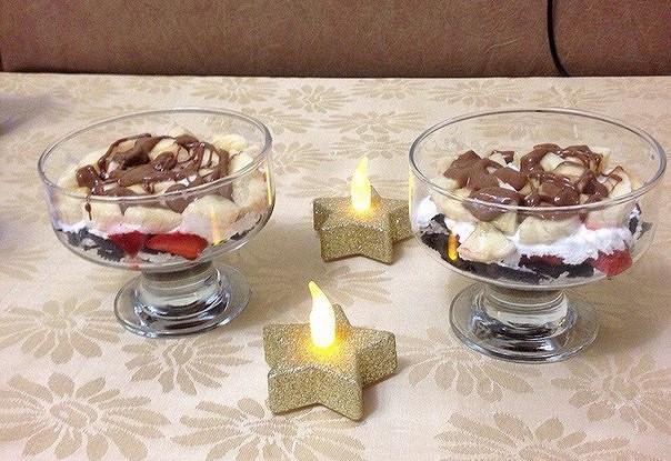 Десерт «Oreo»