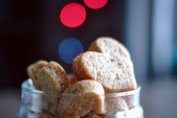 Печенье арахисовое в шоколадном соусе