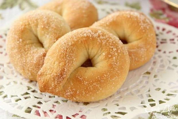 Торчетти (итальянское печенье)