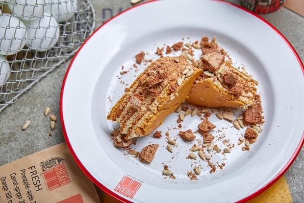 Торт-халва от Chicken Run