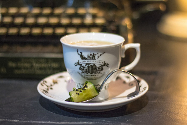 Коктейль Tea Time