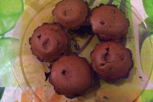 Японский шоколадный пирог