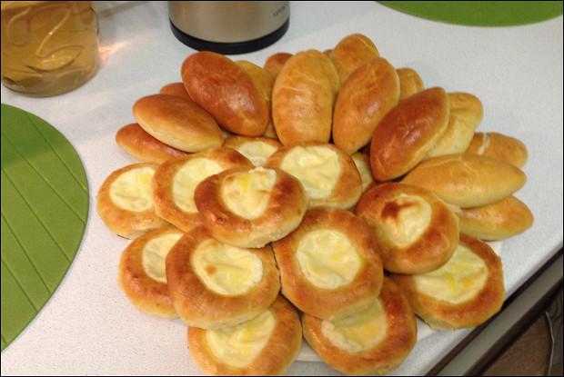 Тесто для пирожков и пирогов