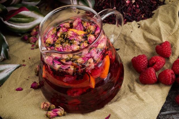Чай «Суданская роза»