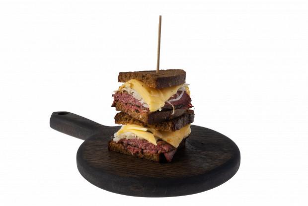 Сэндвич «Рубен»