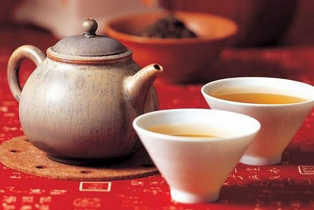 Вкусный и полезный зеленый чай