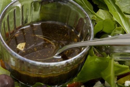 Пряный соус к овощам на гриле