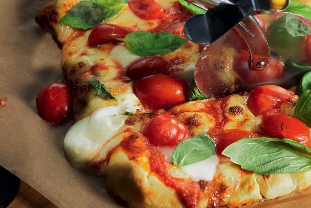 Пицца «Маргарита» Вальтера Бизоффи