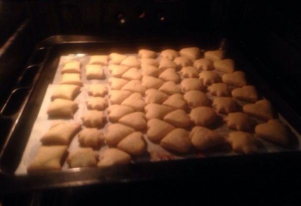 Домашнее детское печенье