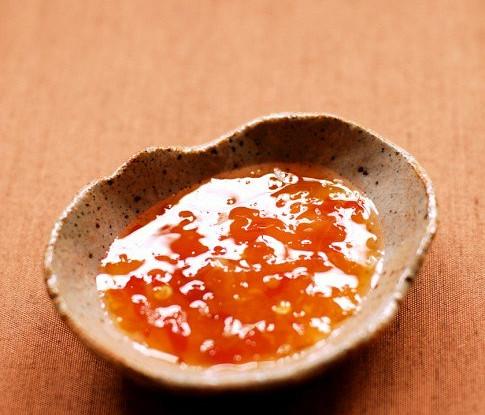 Сладко-острый соус для свинины