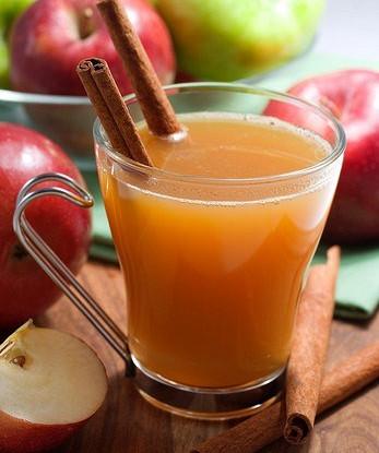 Абрикосово-яблочный сиппер