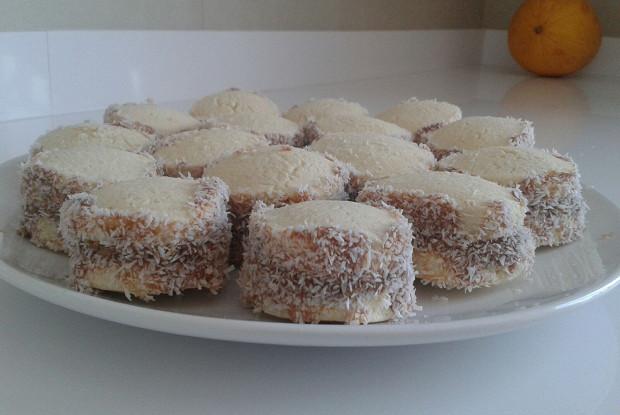 Печенье «Альфахорес» (Alfajores de maicena)