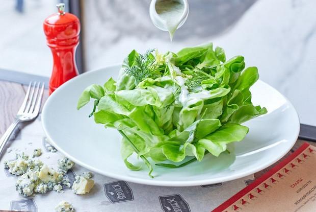 Салат «Кочанный латук»