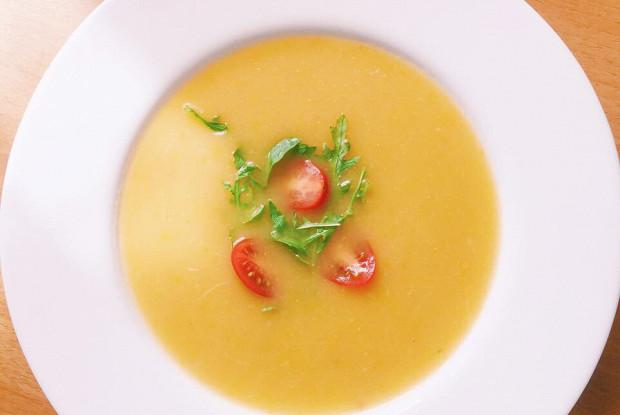 Овощной суп из сельдерея