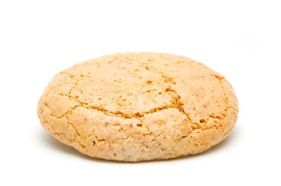 Быстрое миндальное печенье
