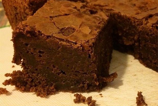 Брауни без сахара