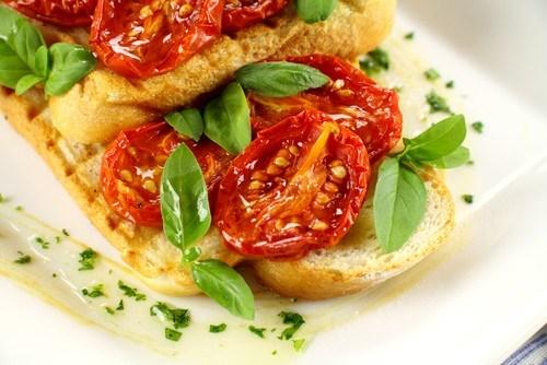 Вяленые в духовке помидоры