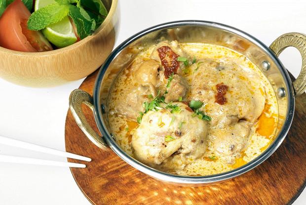 Курица карри по-тайски