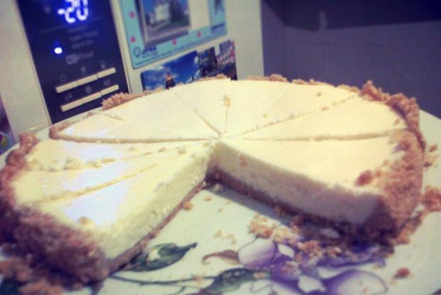 Творожный кейк