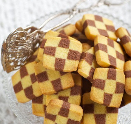 Печенье «Шахматы»