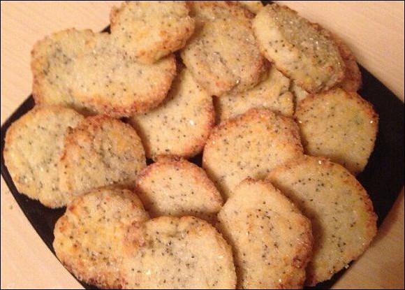 Печенье из адыгейского сыра