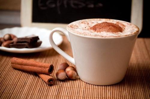 Десертный кофе с «Франжелико»