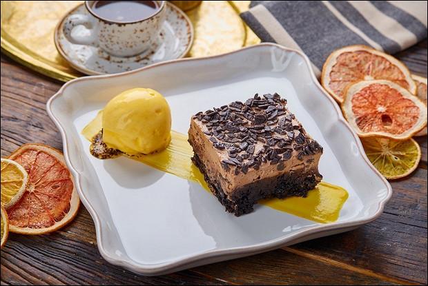 Соколатина (шоколадный пирог)