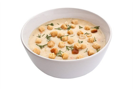 Суп-пюре из кур