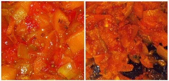 Рагу из тыквы по-мароккански